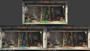 Fallout 4 HUD (4.0) - Rainmeter Skin