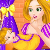 Rapunzel Real Care Newborn baby by gamesgrow
