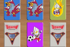 Ultraman Memorize Cards by gamesgrow