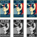 Twilight Sparkle No Ads by caffeinejunkie