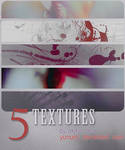 02. 5 TEXTURES PACK