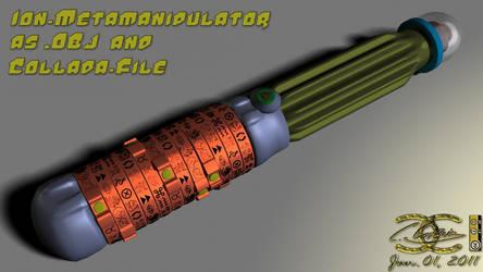 Ion-Metamanipulator as OBJ and DAE
