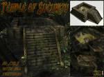 Temple of Sucuriju (.OBJ-file)