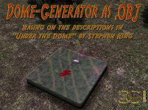 Dome-Generator as .OBJ