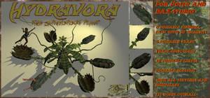Carnivorous Plant for Poser