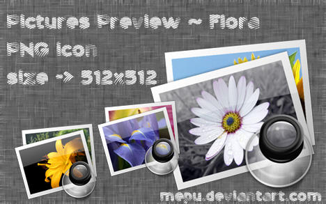 Pictures Preview Flora by mepu