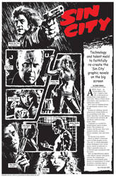 Sin City page