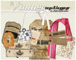 vintage tags PNGS