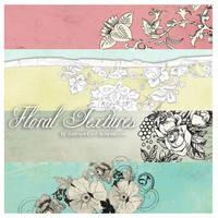 floral texture pk by SublimeArtDusT