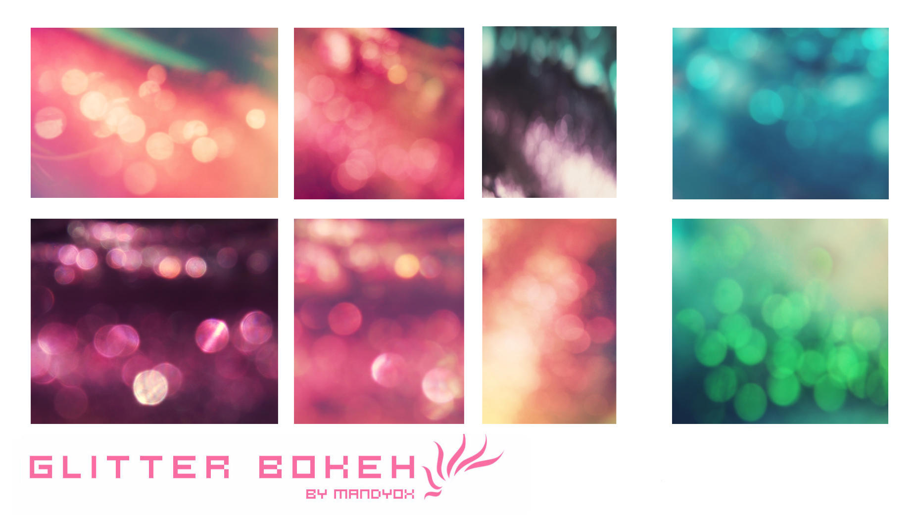 glitter bokeh - stock2 by Mandy0x