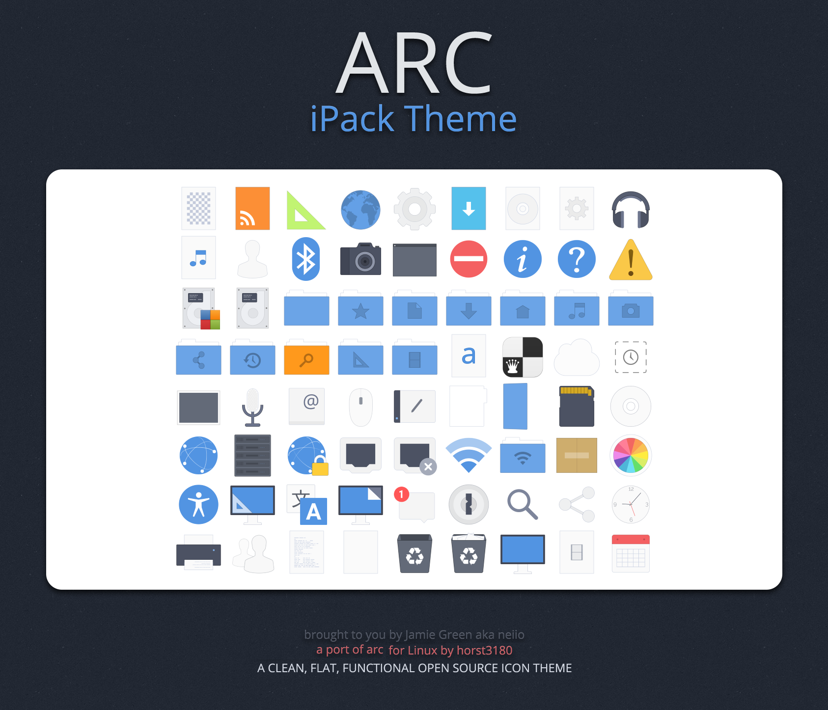 Arc iPacks by niivu on DeviantArt