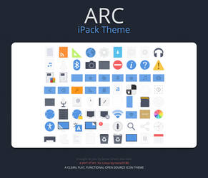 Arc iPacks by niivu