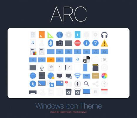 ARC Icons