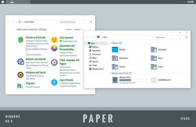 Paper iPack by niivu