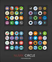 Numix Circle For Windows