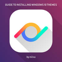 Guide To Installing Windows 10 Themes by niivu