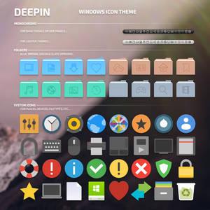 Deepin Icon Theme