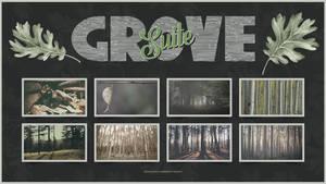 Grove Wallpaper Pack by niivu