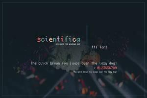 Scientifica Font