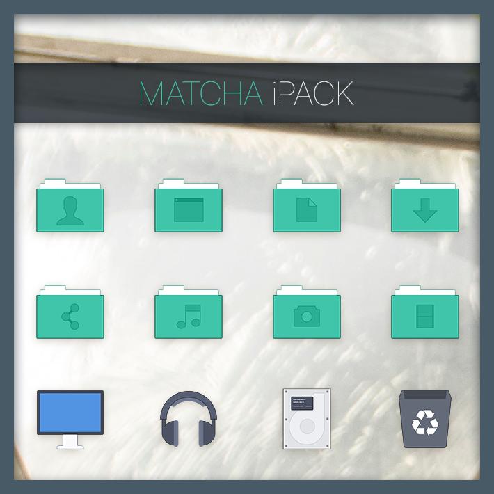 Matcha iPACK by niivu on DeviantArt