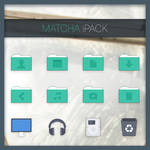 Matcha Icon Theme by niivu
