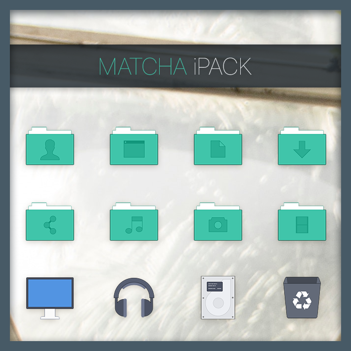 Knock icon pack