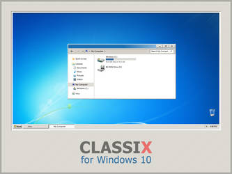 ClassiX by niivu