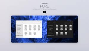 Pure Windows iPacks by niivu