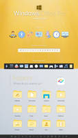 Windows Office Pro Icons by niivu
