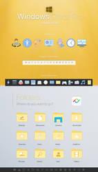 Windows Office Pro Icons by niivu
