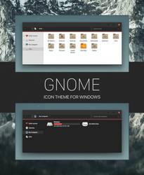 Gnome-icon-theme by niivu