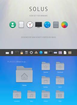Solus Icon Theme