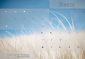 Breeze Cursors