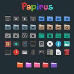 Papirus Icons
