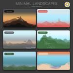 Minimal Landscapes by niivu