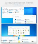 Windows Default Icon Themes