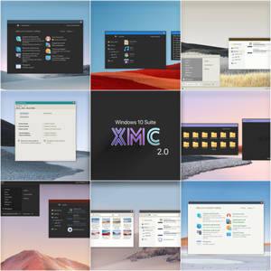 xmc 2.0 Windows 10 Theme
