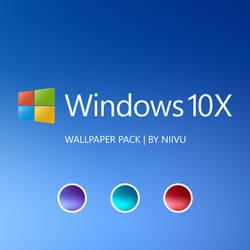 Windows 10X Wallpaper Pack