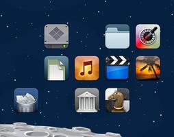 Flurry Icons
