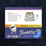Somatic Rebirth Icon Theme by niivu