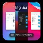 Big Sur Icon Themes by niivu