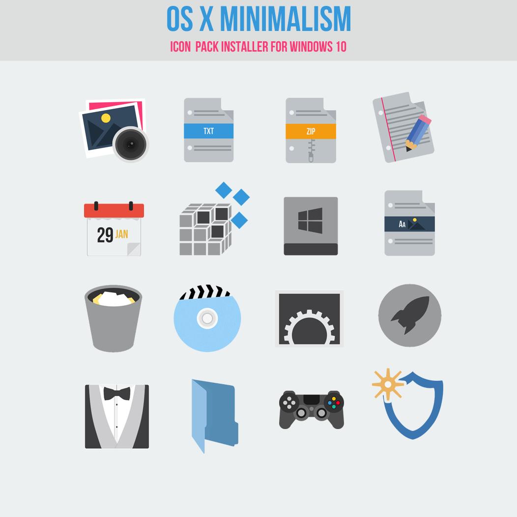 OS X Minimalism Installer