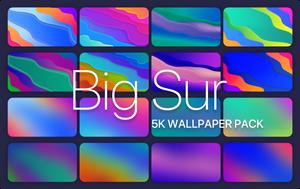 Big Sur Wallpaper Pack
