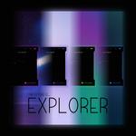 Explorer theme for Windows 10