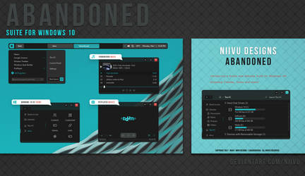 Abandoned Suite For Windows 10