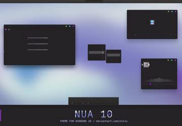 NUA 10 for Windows