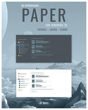 Paper for Windows 10