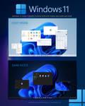Windows 11 for Windows 10 by niivu