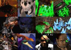StarCraft Animated Avatars - Neutral by Artanis186