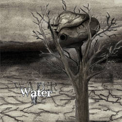 'Water' Album Booklet Concept